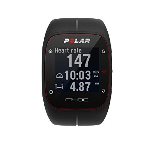 Polar M400 GPS-Laufuhr, schwarz, 90051092