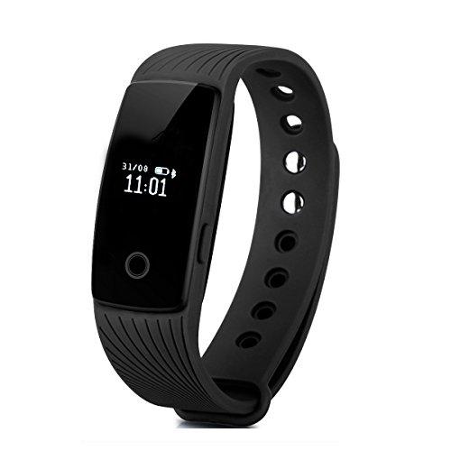Willful Sw320 Bluetooth Fitness Tracker Sportuhren Schrittzähler