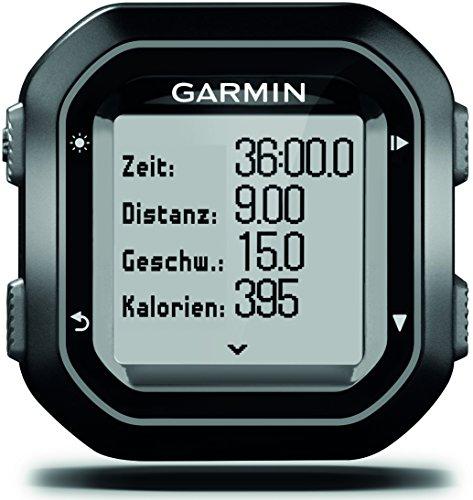 Garmin Edge 20 GPS-Fahrradcomputer - Track-Navigation, GPS & GLONASS, frei konfigurierbare Datenfelder