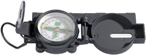 Semptec Urban Survival Technology Robuster Kompass mit Metallgehäuse
