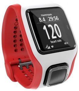 TomTom GPS Sportuhr Multisport Cardio