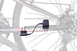 Callstel Fahrradcomputer-Sensor für iPhone 4s/5/5s/5c/6/6 Plus, BT 4.0