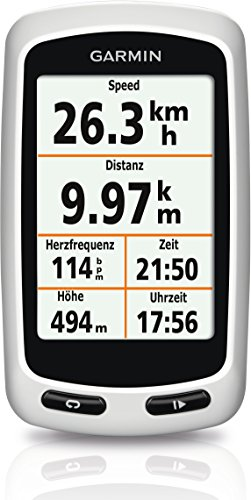 Garmin Edge Touring Fahrrad Navigationsgerät (bis zu 15 Std. Akkulaufzeit, frei wählbare Datenfelder)