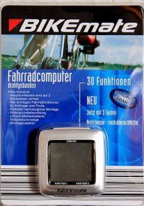 Fahrradcomputer – 30 Funktionen: Kalorienverbrauchsanzeige, Stoppuhr, Temperaturanzeige … werkzeuglose Montage Fahrrad Computer Rad