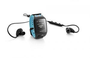 TomTom Runner 2 Cardio + Musik GPS Uhr