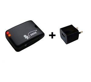 860E – einer der weltkleinsten GPS Trip Recorder (Datenlogger/ USB GPS Receiver) mit Bewegungssensor – Set mit 110-240V Netzteil   125.000 Wegpunkte   Geotagger   Photo Tagger   66 Kanäle   nur 22 g (!)   A-GPS   1-5 Hz
