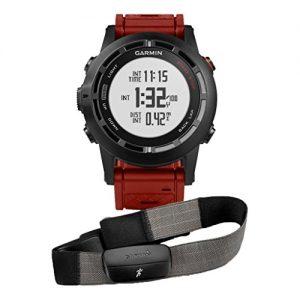 Garmin GPS Multisport Uhr Fenix 2 SE Performer Bundle, 010-01040-71
