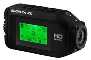 Drift Innovation Stealth 2 Wasserdichte Full HD 1080p Sports Actionkamera – Schwarz