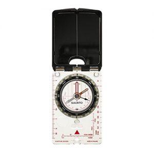 Suunto Kompass MC-2 G USGS MIRROR COMPASS, weiß, One size, SS014891000
