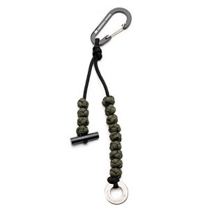 The Friendly Swede Paracord-Schrittzähler – Ranger Beads Pace Counter
