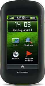 "Garmin Montana 610 Outdoor-Navigationsgerät – ANT+ Konnektivität, hochauflösendes 10,16 cm (4"") Touchscreen-Display"