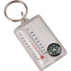 munkees 3145 Thermometer-Kompass