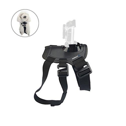 Sabrent Actionkameras & Zubehör - Halterungen - Fetch (Hundegeschirr) Brustgurt Gürtelhalterung für GoPro Kameras [Kompatibel mit allen GoPro Kameras] (GP-DGFH)