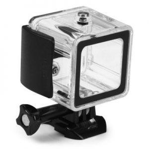 Shoot® Unterwasser Gehäuse Tauchgehäuse Schutzgehäuse Case Etui für GoPro 4 Session Actionkamera HD Kamera Videokamera