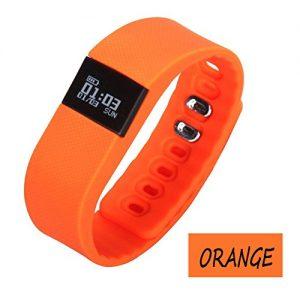 hongcaseco Fitness Tracker für Kinder, Smart Band Armband Kalorienzähler sparen 7Tage von Motion Daten Wecker zu erinnern