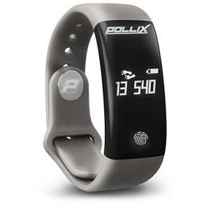 POLLIX – Fitness Activity Tracker (Grau)