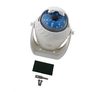 Gazechimp 1 x Marine Navigations-Kompass elektrische Draht LED leuchtet Zubehörteile