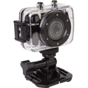 Rollei Youngstar Actioncam, Action-, Sport- und Helmkamera, ideal für Kinder und Jugendliche