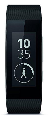 Sony Mobile SWR30 SmartBand Talk Fitness- und Aktivitätstracker Armband Kompatibel mit Android 4.4+ Smartphones