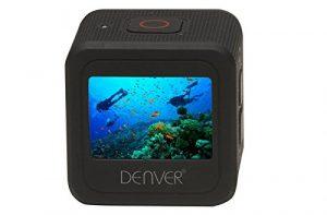 Denver ACT-5040W Action-Kamera (WiFi / Wasserdicht) mehrfarbig