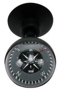 Type S AC12313 Auto-Kompass, Schwarz