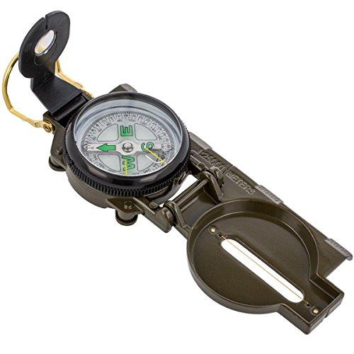 Marschkompass - Military Kompass - flüssigkeitsgedämpft