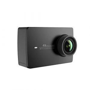 YI 4K Action Kamera 4K 30fps 12MP Action Cam mit 2,19″ LCD Touchscreen, Wifi und App für IOS/Andriod, Elektronische Bildstablisierung EIS unterstützt