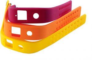 Runtastic Unisex Orbit Armband, 3er Pack