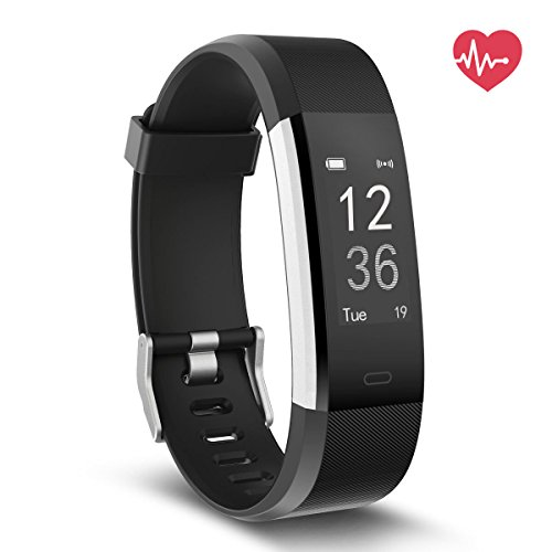 fitness tracker mit herzfrequenz delvfire fitness. Black Bedroom Furniture Sets. Home Design Ideas