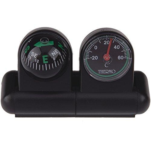 AceCamp Autokompass mit Thermometer, 3126