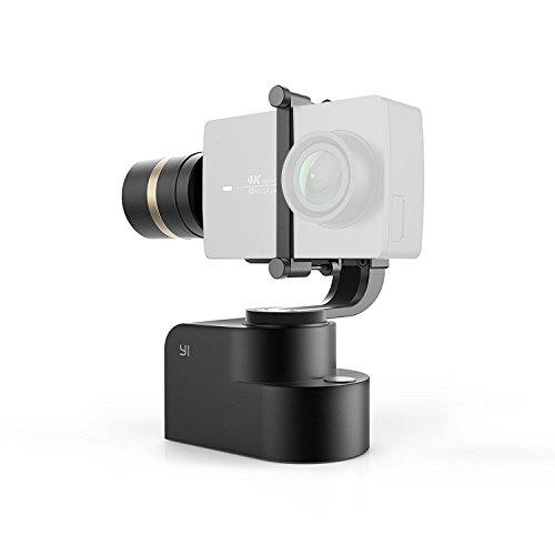 YI Gimbal Stabilisator 3 Achsen Gimbal Stabilizer geeignet für YI 4K plus / YI 4K / YI Lite Action Kamera
