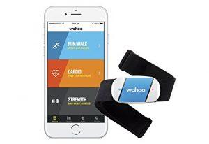 Wahoo TICKR Herzfrequenzmesser fur iPhone und Android