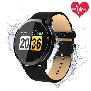Smartwatch Bluetooth Wasserdicht OUKITEL Intelligente Armbanduhr