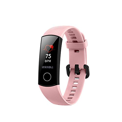für Huawei Honor Band 4 Fitness Armband Uhr mit Pulsmesser IPX7 Wasserdicht Fitness Tracker Aktivitätstracker Pulsuhren Bluetooth Smart Armbanduhr ür iPhone Android Handymonitor