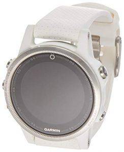 Garmin Fenix 5S-Multisport-GPS-Uhr mit Außen-Navigation und Handgelenk basierter Herzfrequenz