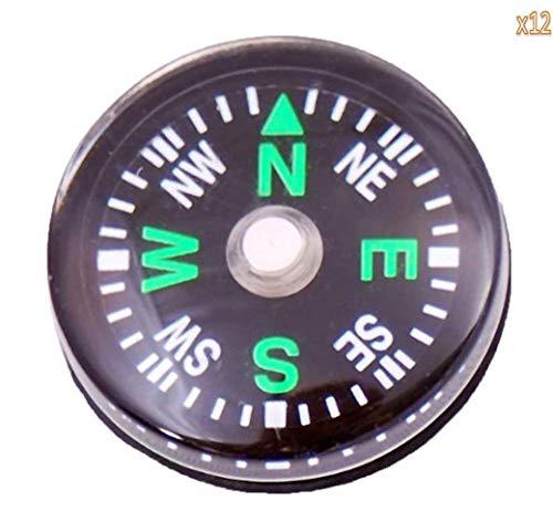 TOSSPER 24X Kleine Mini Kompasse für das Überleben Notfall Paracord