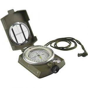 YQQLM Kompasse,Europa Und Die Vereinigten Staaten Outdoor-Wildnis Wandern Reisen Multifunktions Mit Leuchtenden Kompass Kompass