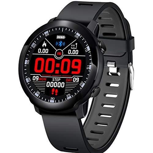 Intelligente Uhr,TwoCC Smart Watch Wasserdichte Sportaktivität Schlafaktivität Fitness Tracker Herzfrequenz,A Stil