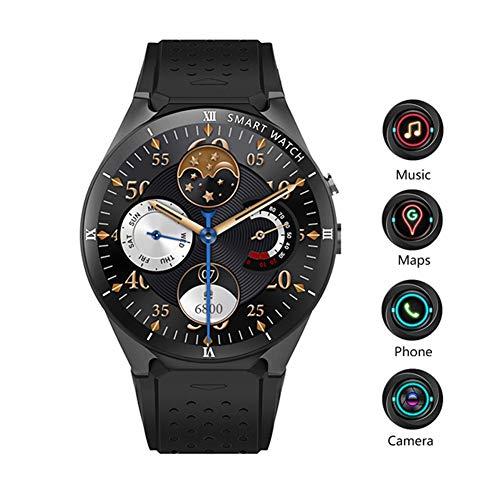 MROSW KW88 Pro Android 7.0 Smart Watch 1GB + 16GB Bluetooth 4.0 WiFi 3G Smartwatch-Mann-Armbanduhr-Support Google Store Voice Karten