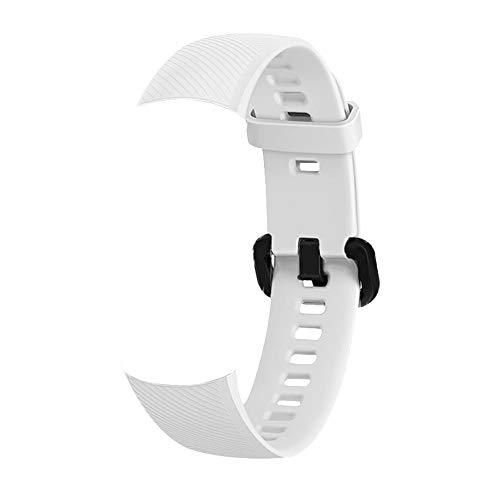 Docooler Silikon Armband für Honor Band 5 weiches Band Ersatz